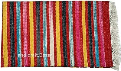 Handicraft Bazar Alfombra área Grande de 3 x 5 pies, Comercio ...