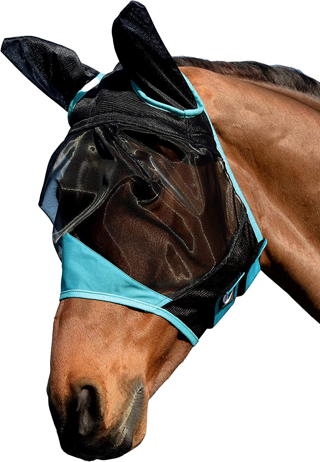 Weatherbeeta Comfitec Fine Mesh with Fly Mask Ears Gifts Max 45% OFF