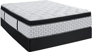 Restonic ComfortCare Select Dromore Euro Top Mattress, King, Black