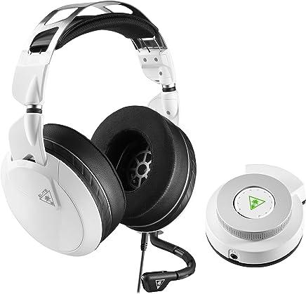 Turtle Beach Elite Pro 2 Wired Gaming Headset com Elite SuperAmp Bluetooth Audio Controle para Xbox One - Branco