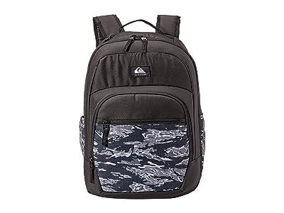 Quiksilver Schoolie Cooler II (Iron Gate) Backpack Bags