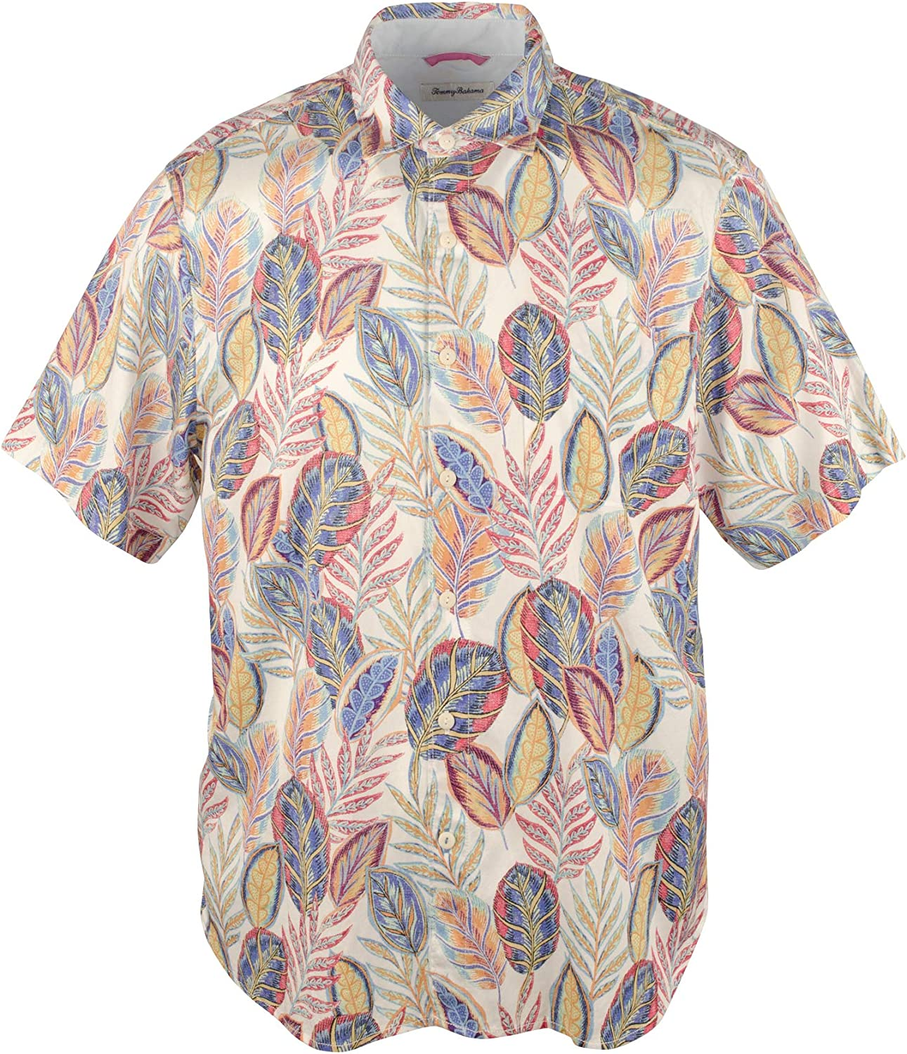 Tommy Bahama Festival Fronds Camp Shirt