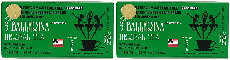 3 ballerina slimming ceai recenzii