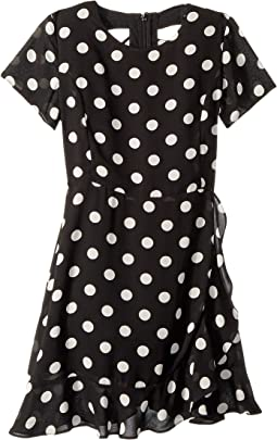 Kiera Spot Dress (Big Kids)