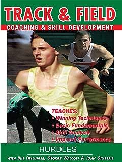 Track & Field Coaching & Skill Development Hurdles