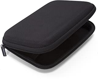 Ginsco Hard Carrying Case for Portable External Hard Drive Toshiba Canvio Basics Seagate Expansion WD Elements