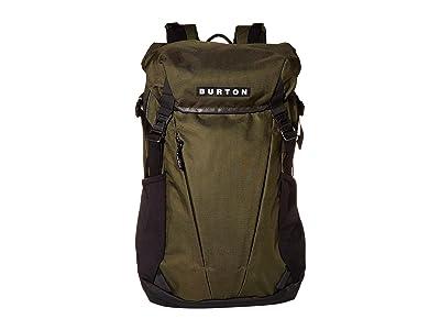 Burton Spruce Pack (Forest Night Cordura Ballistic) Bags