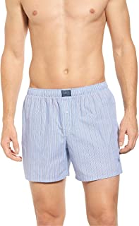 POLO RALPH LAUREN Men`s Classic Woven Cotton Boxer 1 Pack