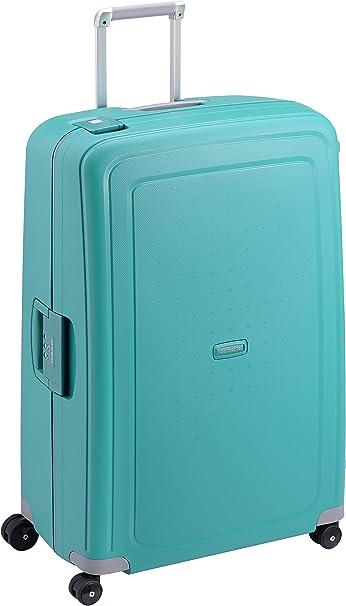 Imagen deSamsonite S'Cure Spinner - Maleta de equipaje, XL (81 cm - 138 L), Azul (Aqua Blue)
