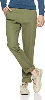 Amazon Brand - Symbol Men's Chino Regular Casual Pants