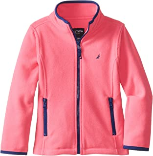 Girls' Zip Fleece