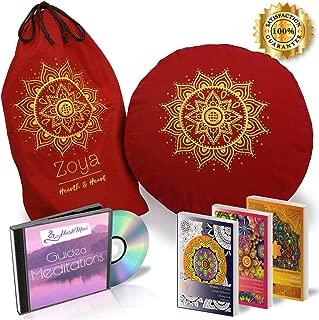 samaya meditation cushion