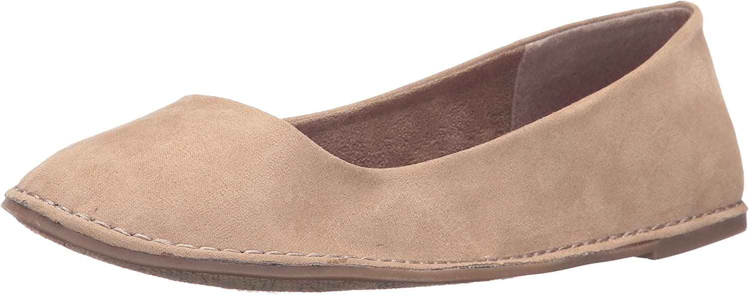 Rocket Dog Womens Mazzy Coast Fabric Pointed Toe Flat