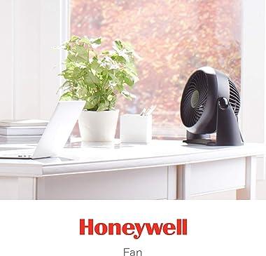 Honeywell HT-900 TurboForce Air Circulator Fan Black, Small