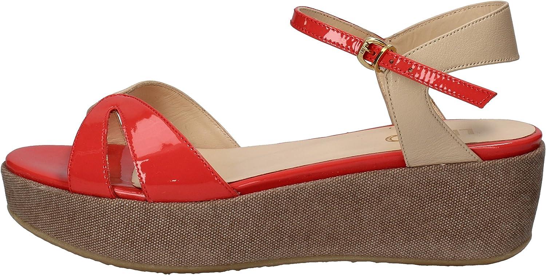 Liu Jo Sandals Womens Red