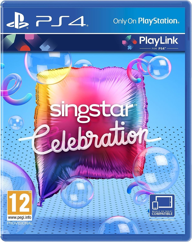 Sony SingStar Celebration - PlayStation 4 [Importación inglesa]