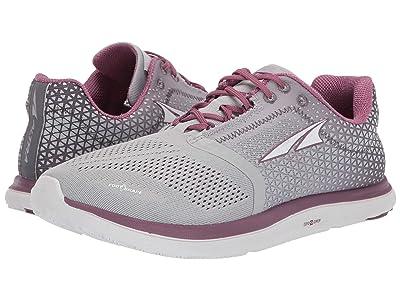 Altra Footwear Solstice (Gray/Plum) Women