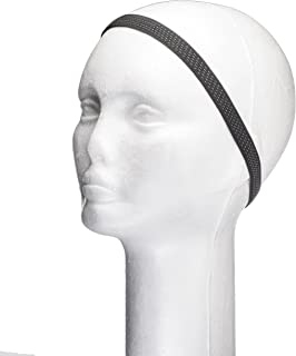 Dini Bands Wig Grip to Hold Wig, Scarf, Hats in Place Without Slipping With Velcro Closure 1/2