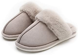 fur mules slippers