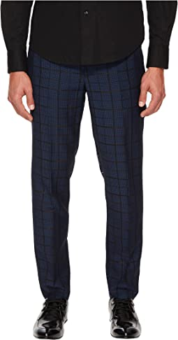 Versace Collection - Windowpane Pants