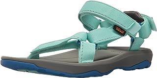 [Teva] Hurricane Xtl 2 Speck Sea Glass Ankle-High Canvas Sandal - 7M