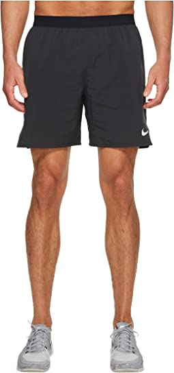"Flex Distance 7"" Lined Running Short"