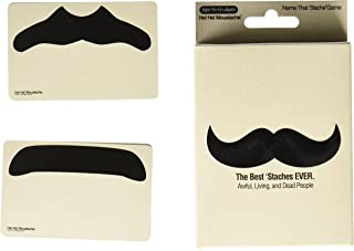 Ha! Ha! Moustache Name That 'Stache Game The Best 'Staches Ever Card Game