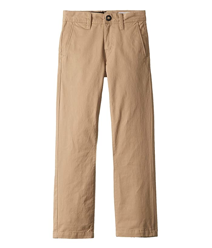 Volcom Kids Frickin Slim Chino Pants Big Kids