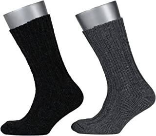 Gowith 2li Alpaka Yünlü Kalın Çorap **Hediyeli Ürün** 3094%40Alpaka%48Yün%12Polyamid