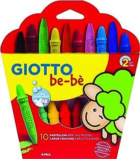 Giotto be-bè 466800 - Estuche 10 súper ceras irrompibles d