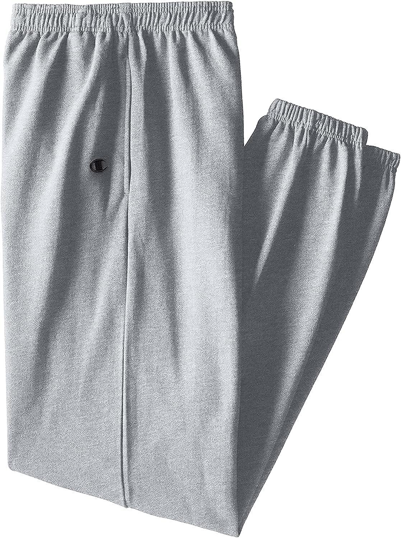 Champion Men's Cotton Max Fleece Sweatpant