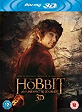 The Hobbit: An Unexpected Journey [Blu-ray 3D] [Blu-ray] (Region Free)