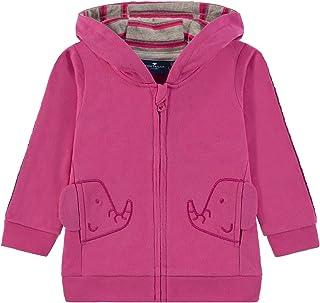 TOM TAILOR Kids Girls Sweatjacket Solid Sweat Jacket