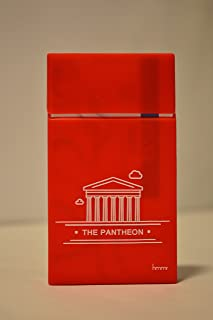 AshPro Silicone case for (Slim Cigarettes Pack) - The Pantheon Red
