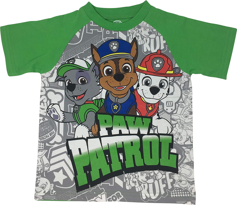 Nickelodeon Boys 2-Piece Blues Clues Paw Print Raglan T-Shirt and Jogger Pant Set