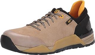 حذاء رياضي رجالي من خليط معدني من الجلد المدبوغ من كاتربيلار