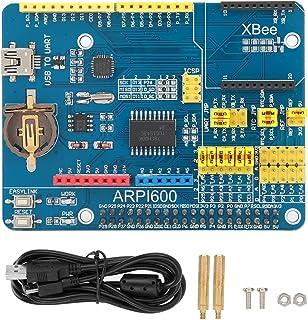 Socobeta Placa de expansión de Placa XBEE Placa de expansión de Sensor eficiente Herramienta Industrial de 10 bits para mó...
