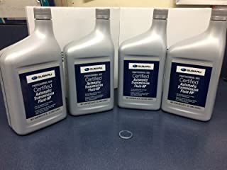 Best subaru forester automatic transmission fluid Reviews