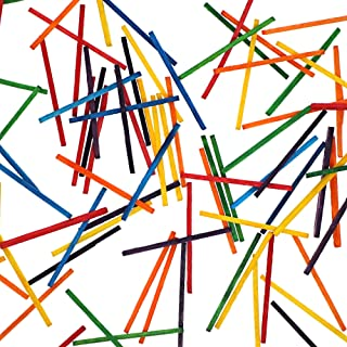 Bright Creations Colored Wood Craft Match Sticks (2000 Count)