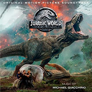 Jurassic World: Fallen Kingdom Soundtrack