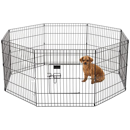 The Best Guide To 10 Best Outdoor Pet Fences To Keep Your Dog Safe - Safety ...