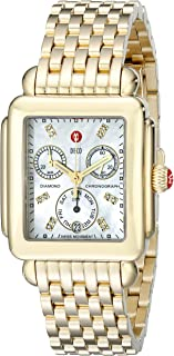 Best gold michele watch Reviews