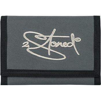 2Stoned Original Geldbörse Wallet mit Stickmotiv Classic