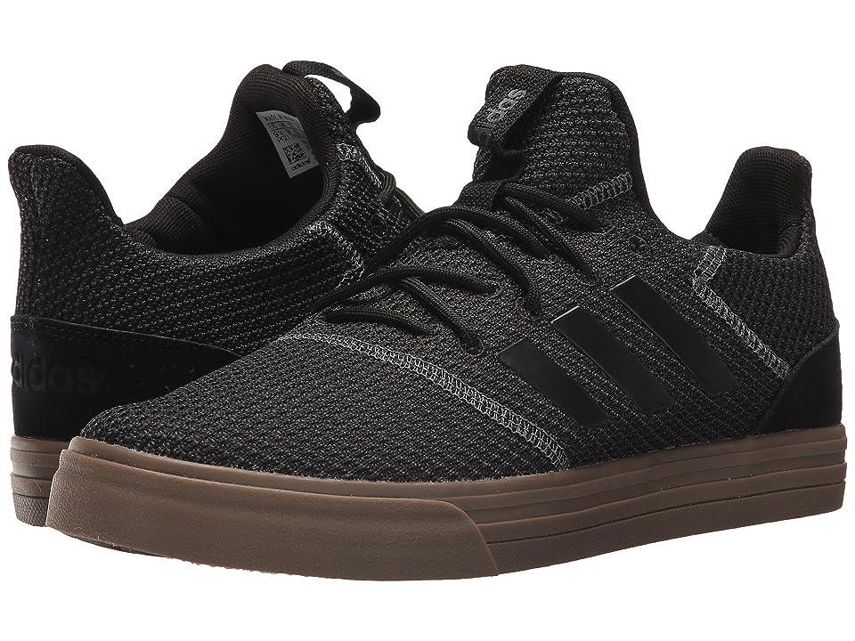 adidas Cloudfoam Stealth (Black/Black/Carbon) Men