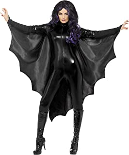 black wing cape