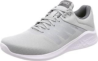 Comutora [T831N-9696] Men Running Shoes Grey/Carbon-White US10