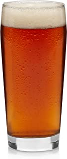 Libbey Craft Brews Craft Pub Beer Glasses, 20-ounce, Set of 4