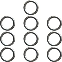 Prime Ave OEM Oil Drain Plug Washer Gaskets For Selected Audi Porsche VW Part#: N 013 815 7 (Pack of 10)