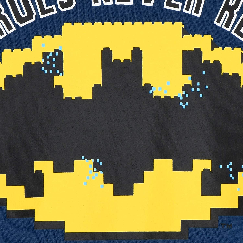 LEGO Mwa-Sweatshirt Batman Maglia di Tuta Bambino