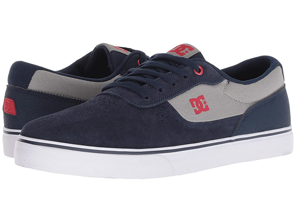 DC Switch (Navy/Grey) Men